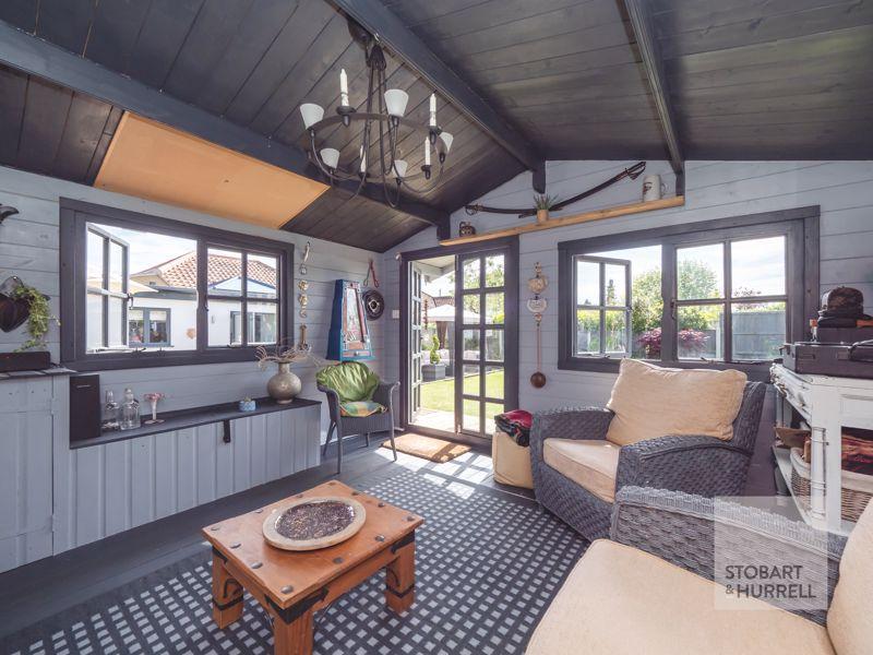 Inside The Summer House