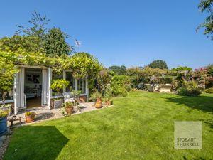 Garden Room & Terrace