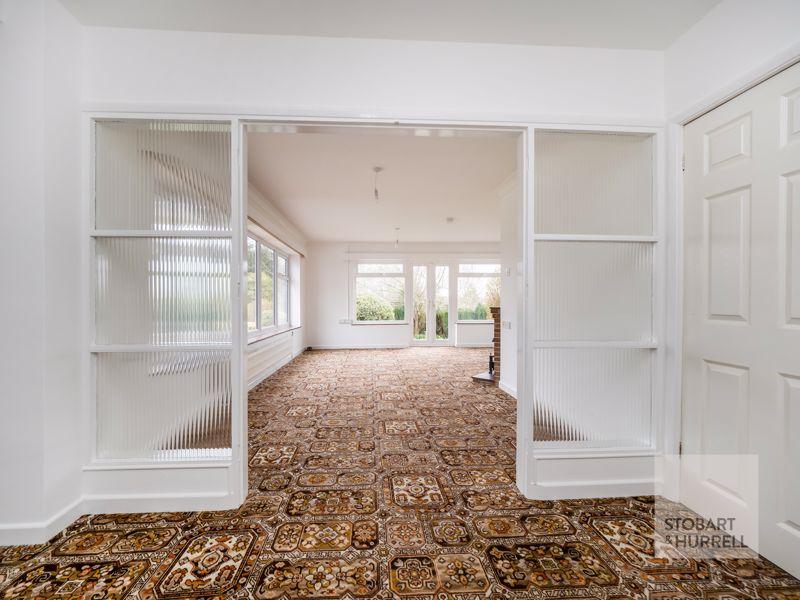 Hallway To Lounge Diner
