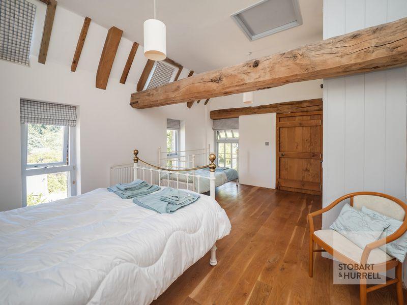Bedroom 2 Inward View
