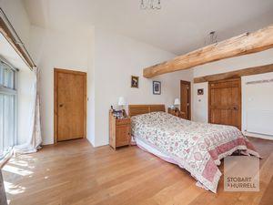 Master Bedroom Inward