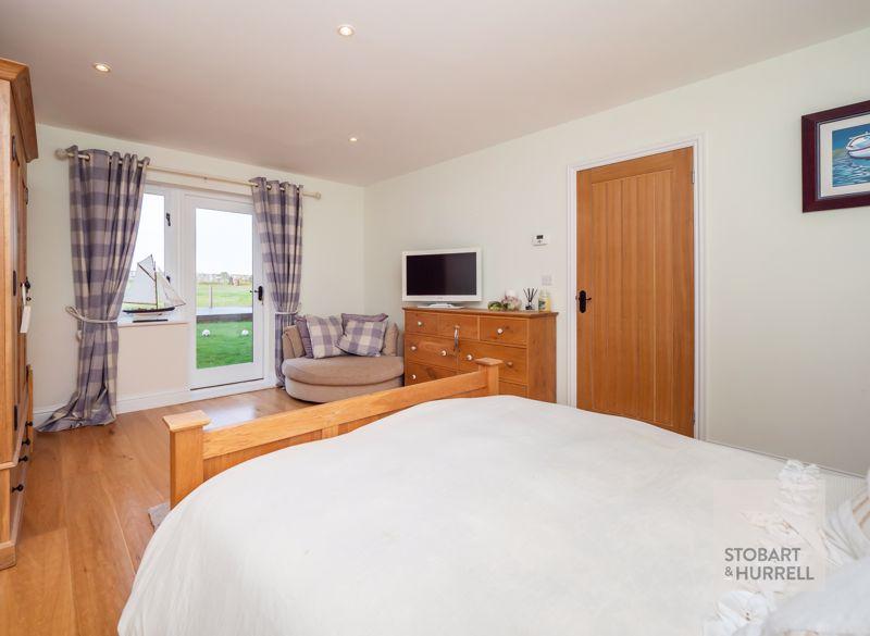 Ground Floor Bedroom Outlook