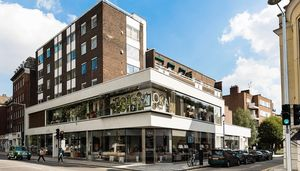 161 Fulham Road