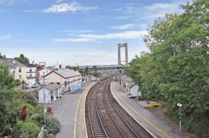 Saltash Train Station