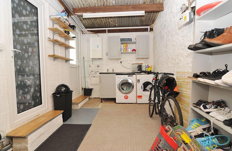Garage/Utility Area
