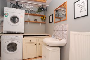 Utility / Downstairs Wc