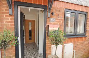 Front Door/Hallway