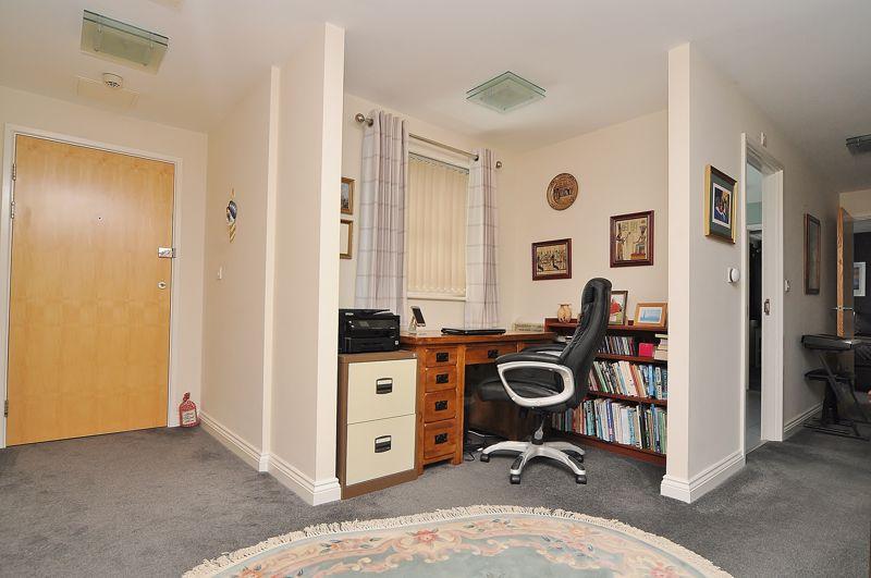 Hallway/Study Area