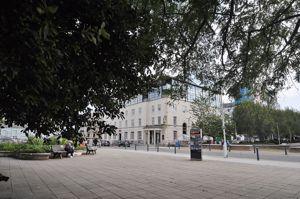 San Sebastian Square/Berekely Square