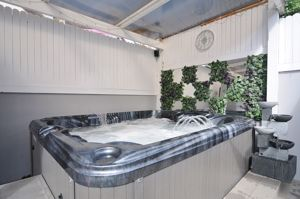 Hot Tub (Available under separate negotiation)