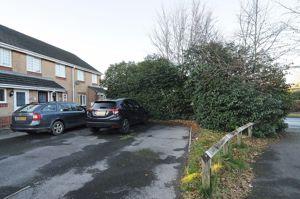 Parking Area & Front Garden