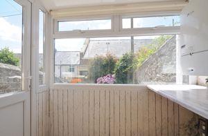 Rear Porch