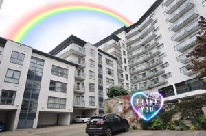 Rainbow Front