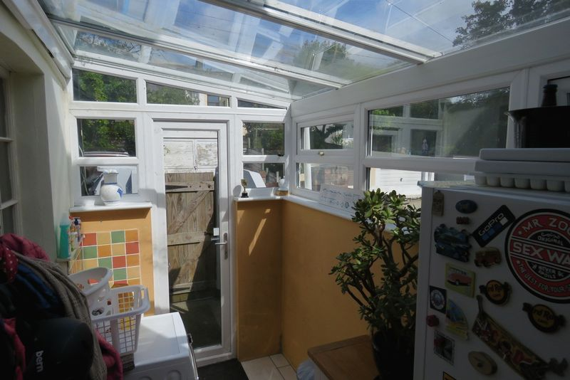 Conservatory / Utility