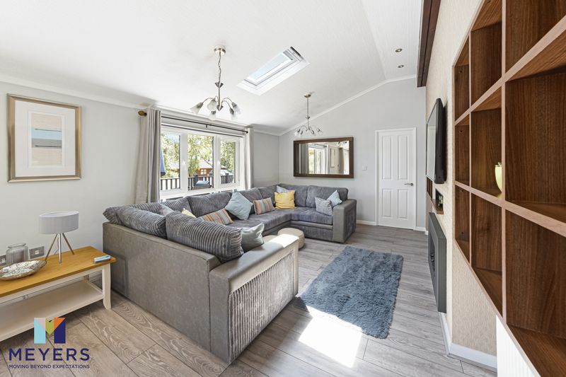 The Wessex Contemporary Lodge Warmwell