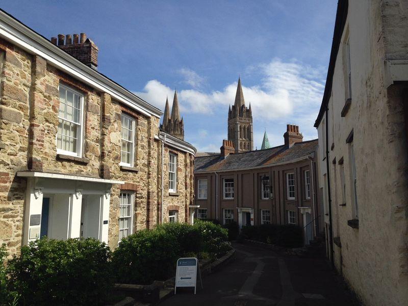 Falmouth Road