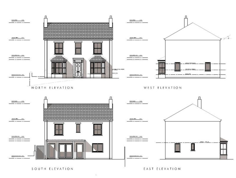 Trehaverne Terrace (Building Plot)