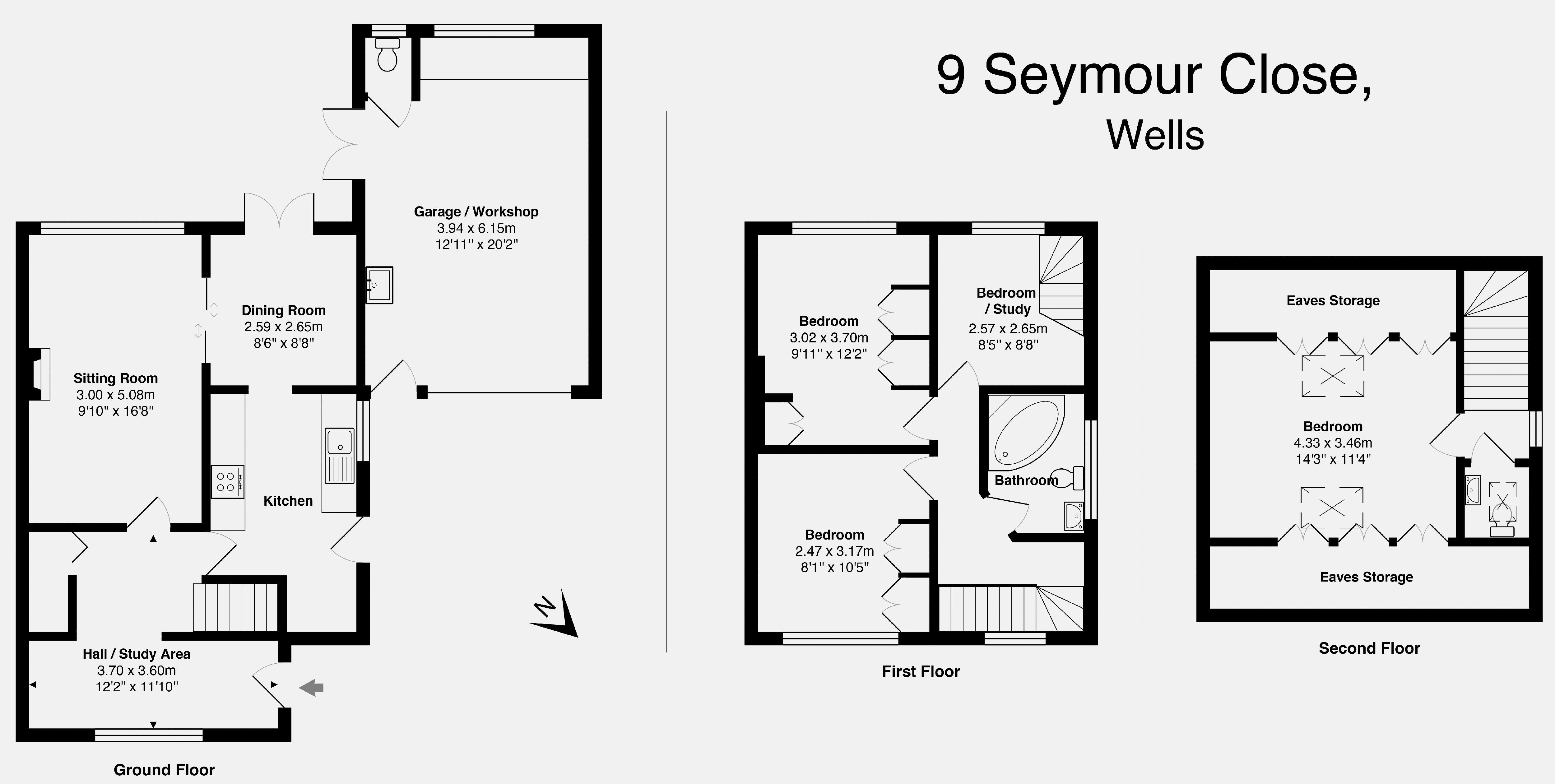 Seymour Close