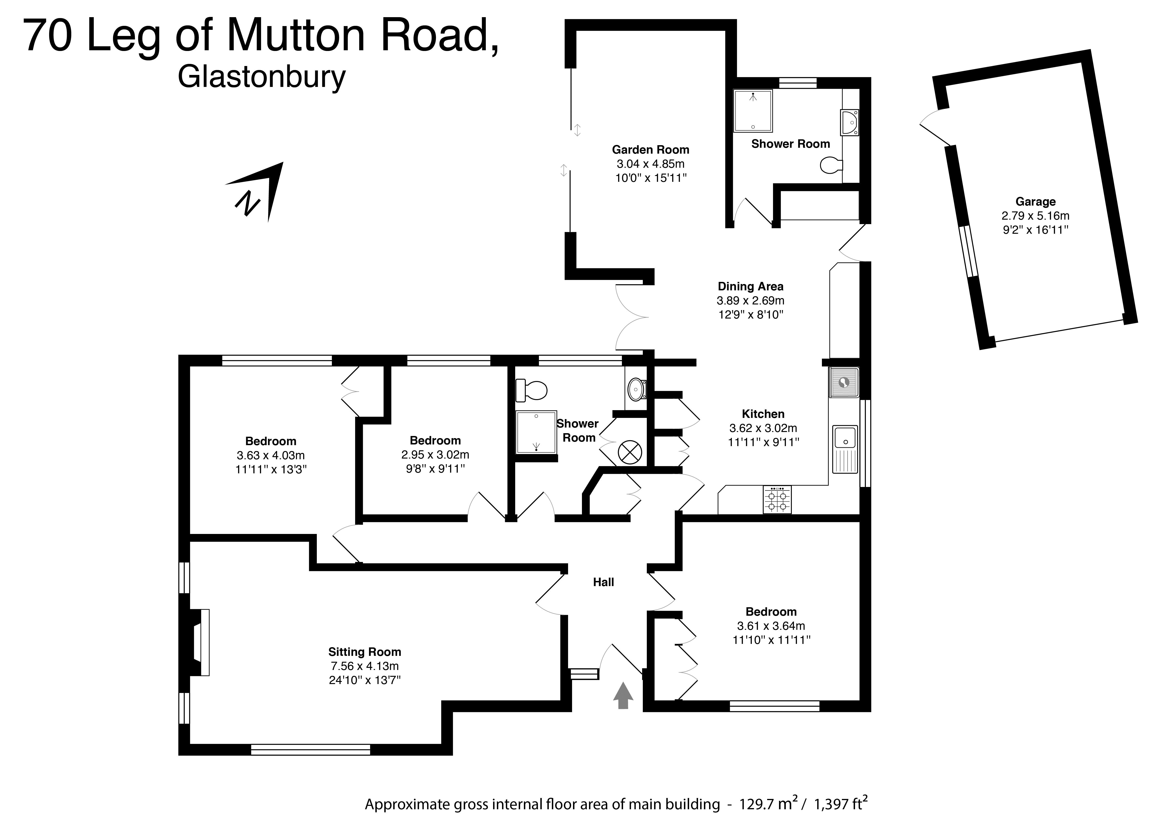 Leg Of Mutton Road
