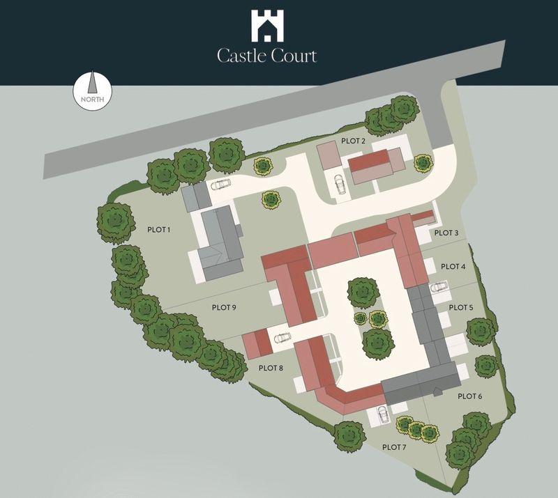 Castle Court Wookey