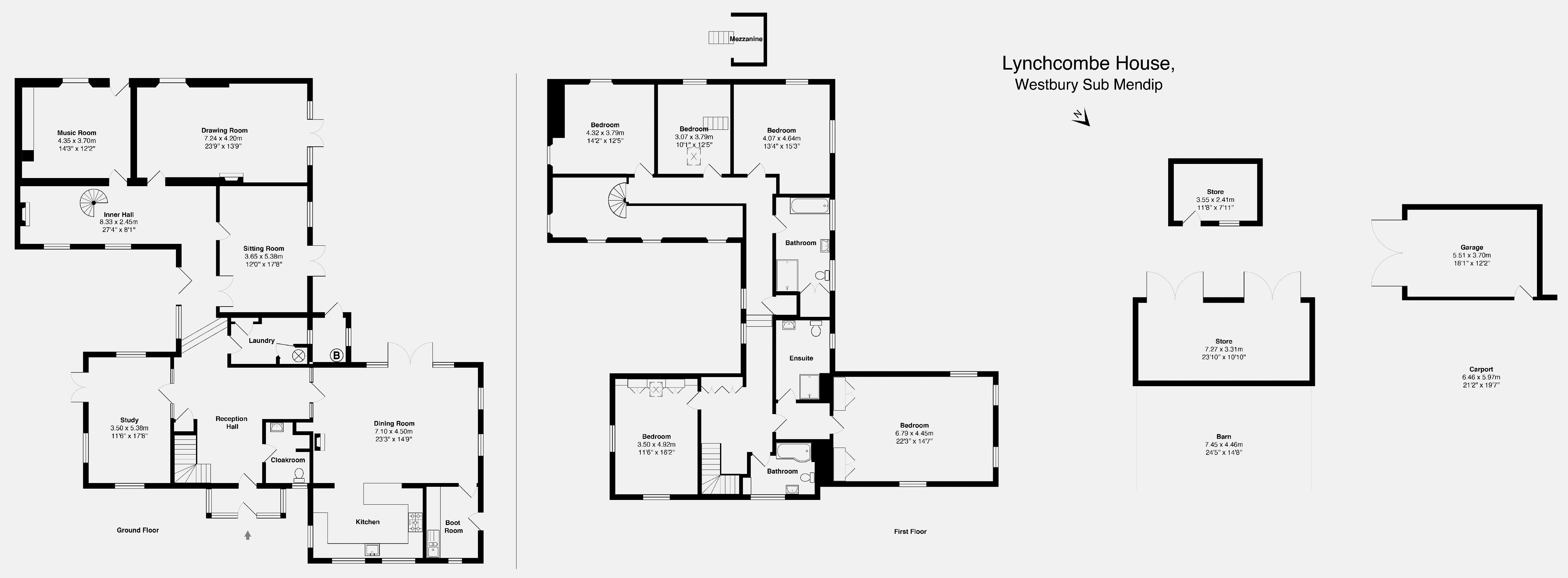 Lynchcombe Lane Westbury Sub Mendip