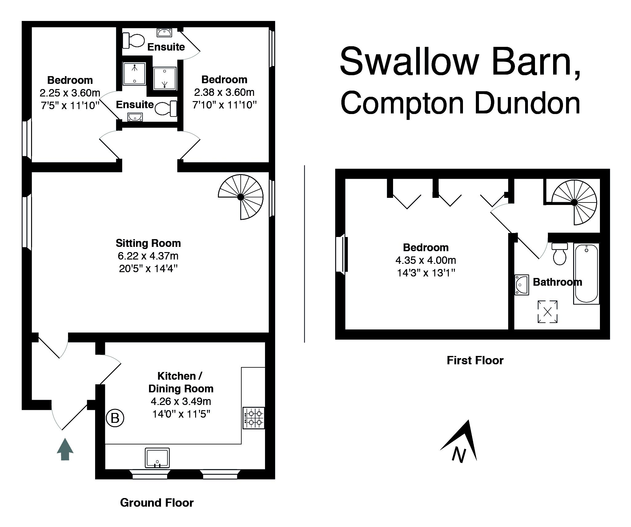 Somerton Road Compton Dundon