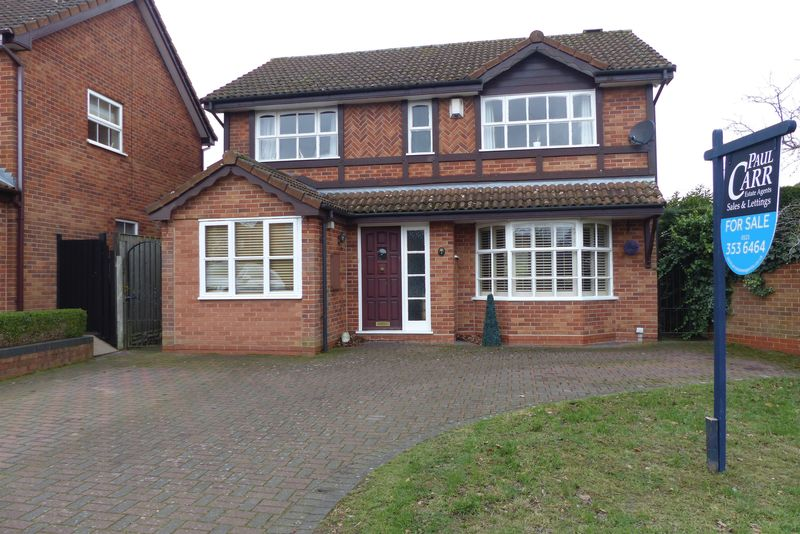 Nursery View Close Streetly/Aldridge