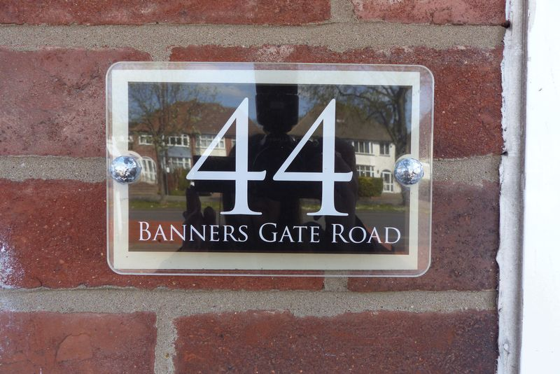 Banners Gate Road Sutton Coldfield