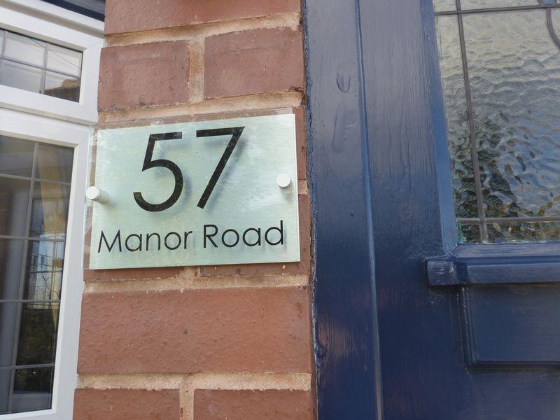 Manor Road Streetly