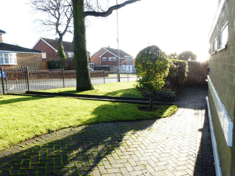 Bridle Lane Streetly