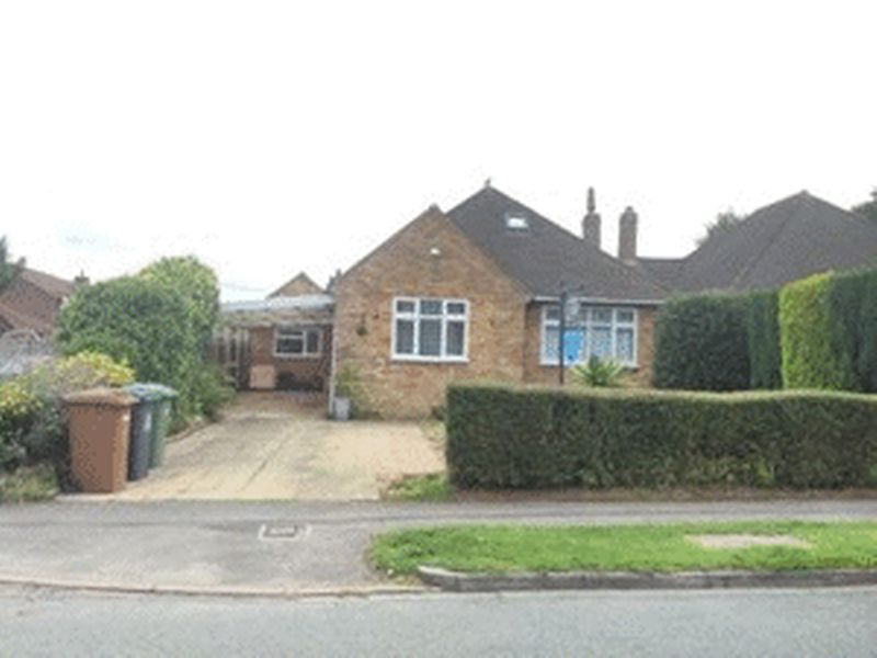 Egerton Road Streetly
