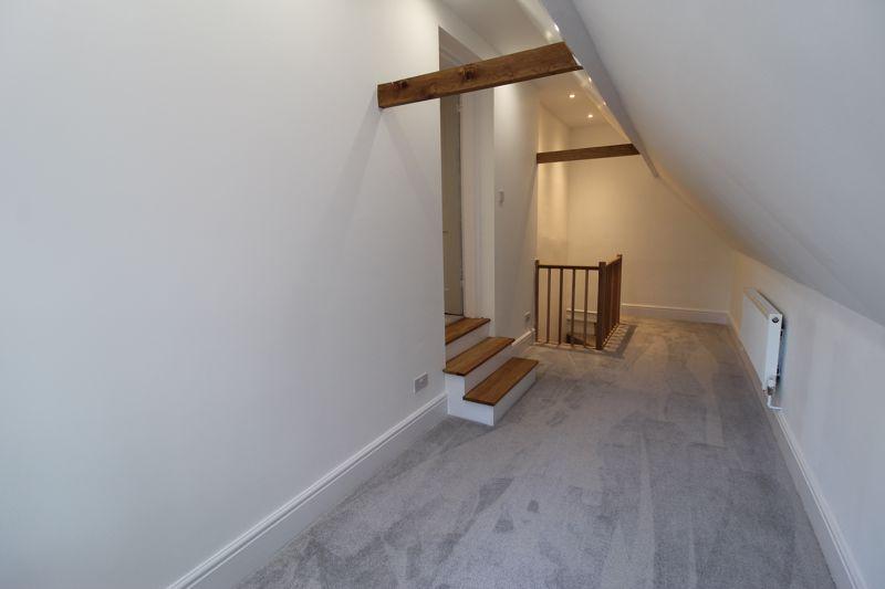 Bedroom five / study area
