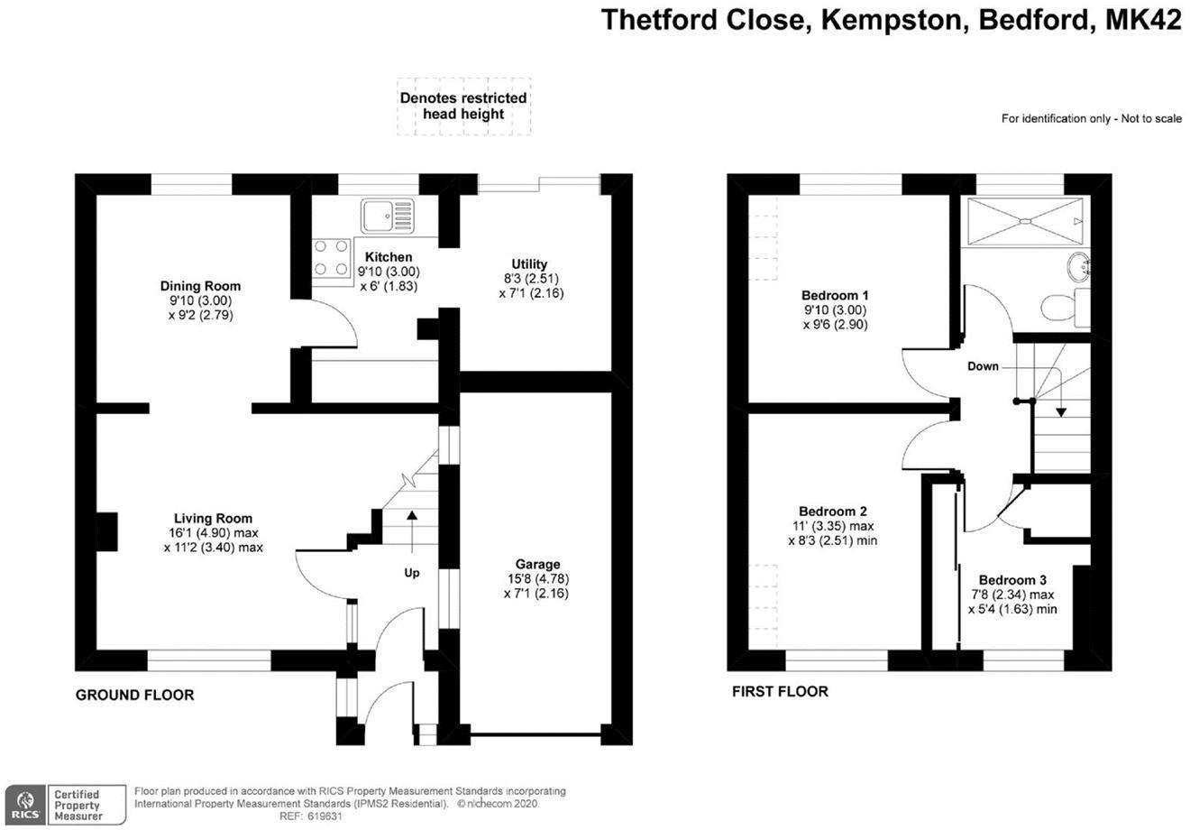 Thetford Close Kempston