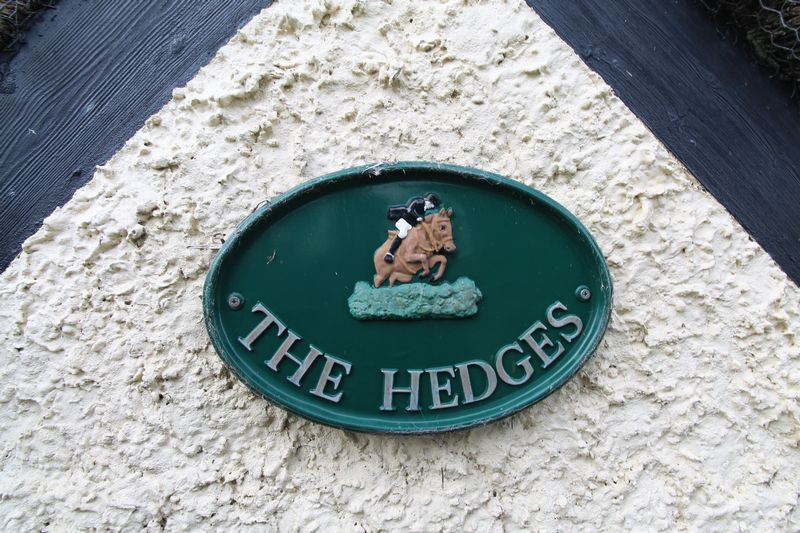 The Hedges