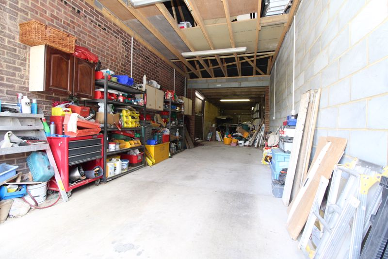 61ft Long Garage