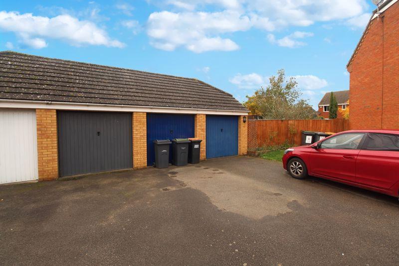 Garage + Parking