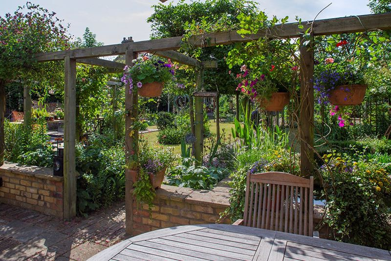 Garden (Mid Summer)