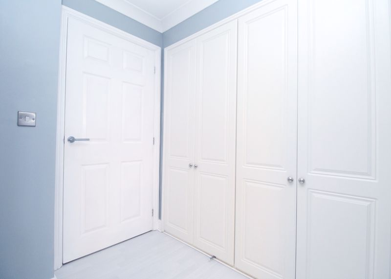 Wardrobe Area In Bedroom One