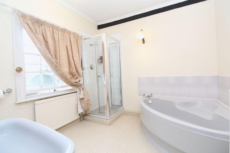 En-Suite To Bedroom One