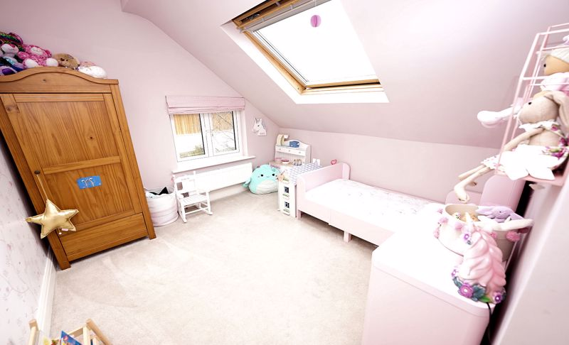 Nursery or bedroom 4