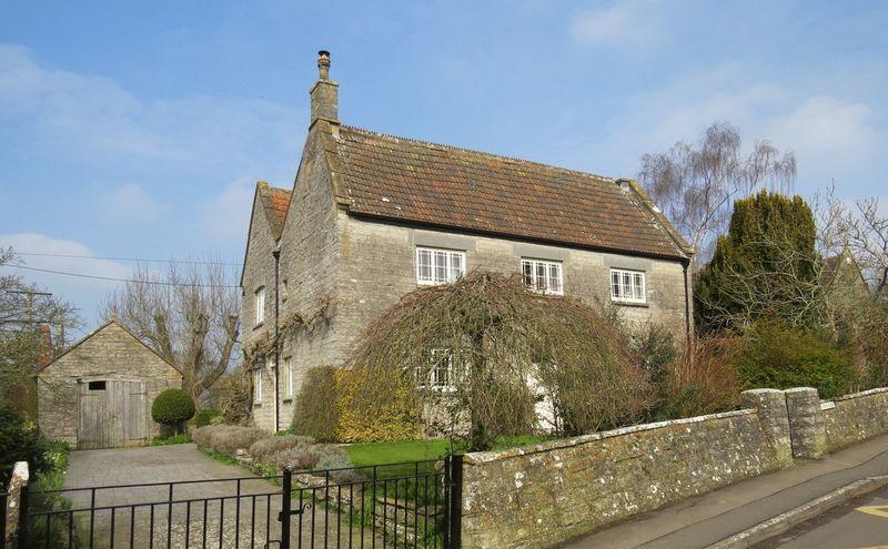 Church Lane West Pennard