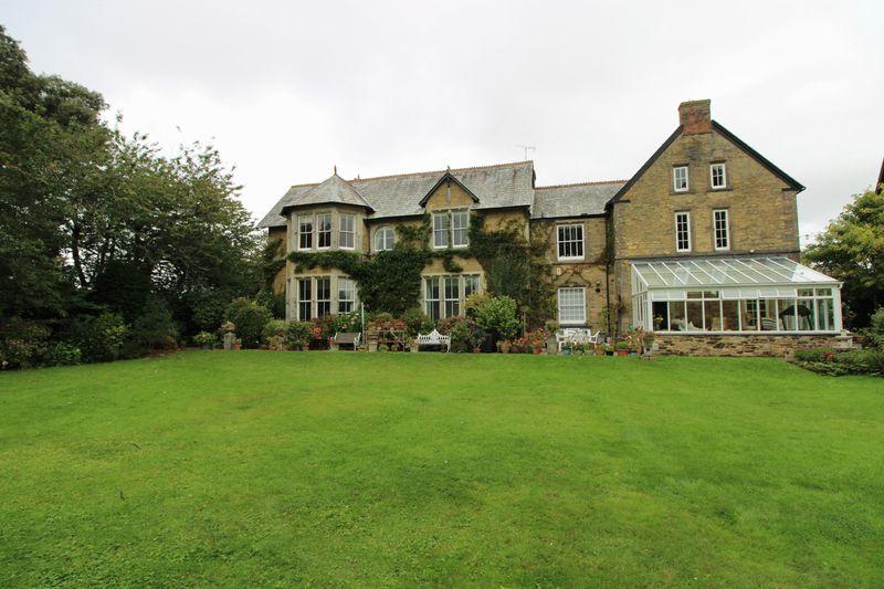 Gwendroc House Barrack Lane