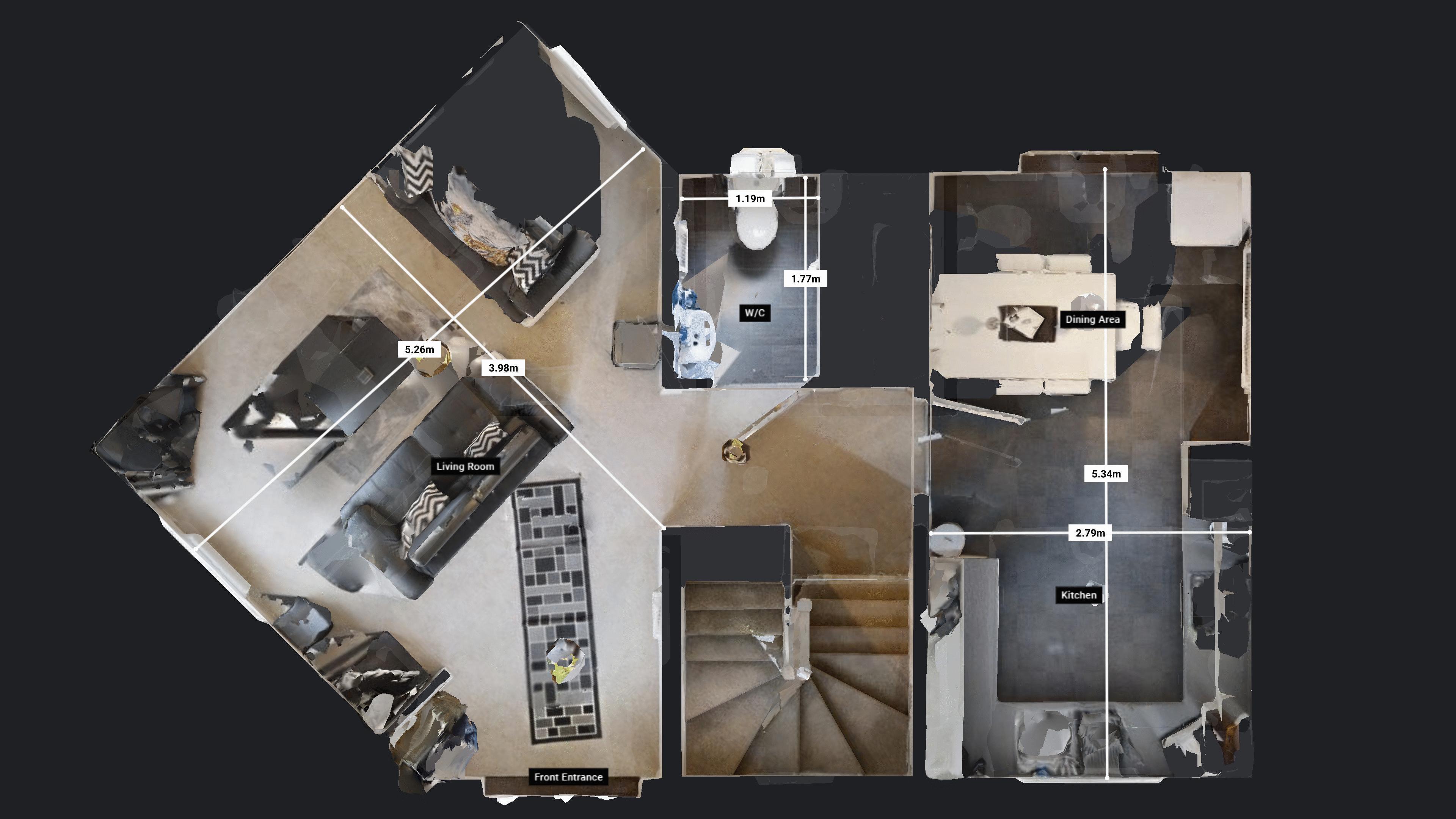 Virtual Floorplan 1