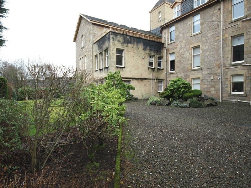 Rear of property view