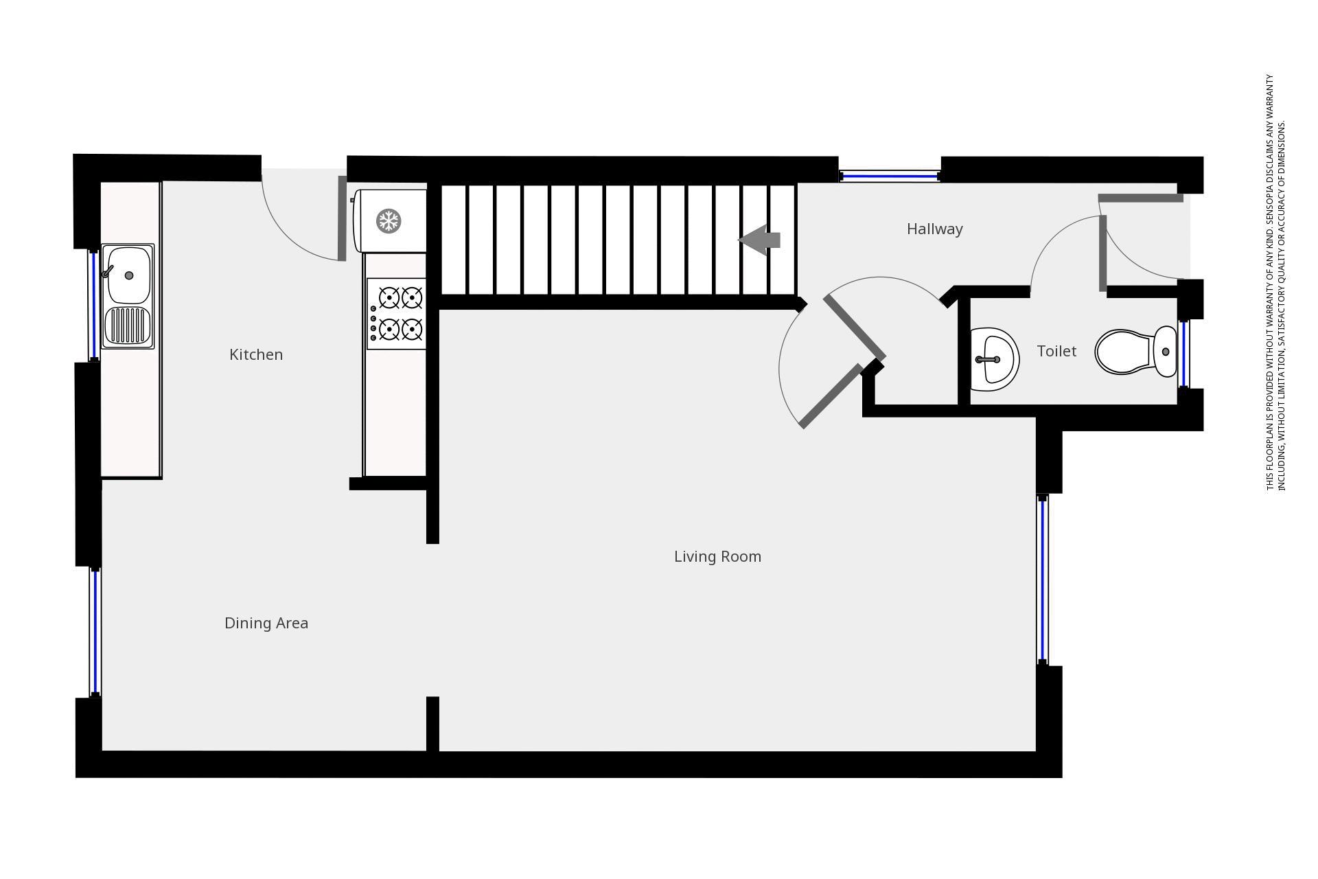 Floorplan Ground Floor