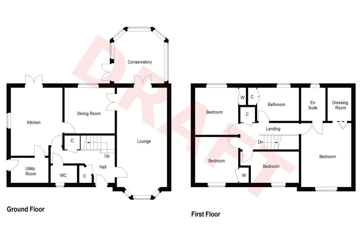 Willow Place floorplan