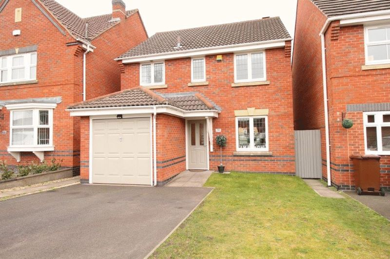 Bulrush Close Brownhills