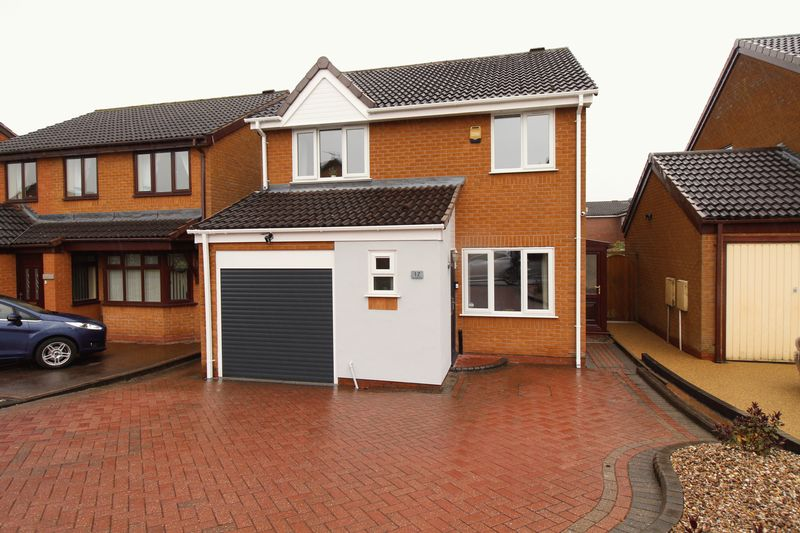 Mayfields Drive Brownhills
