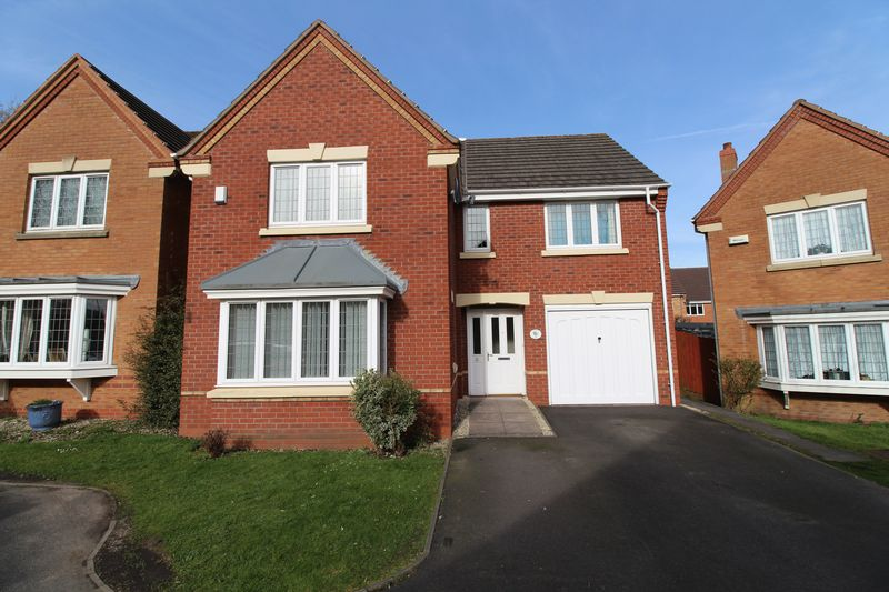 Kingfisher Close Brownhills