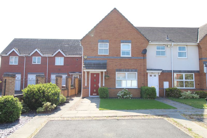 Moorhen Close Brownhills